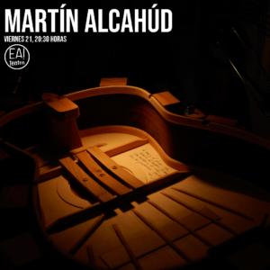 Martín Alcahúd @ Ea! Teatro