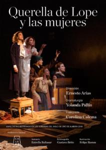 Querella de Lope y las Mujeres @ Ea! Teatro