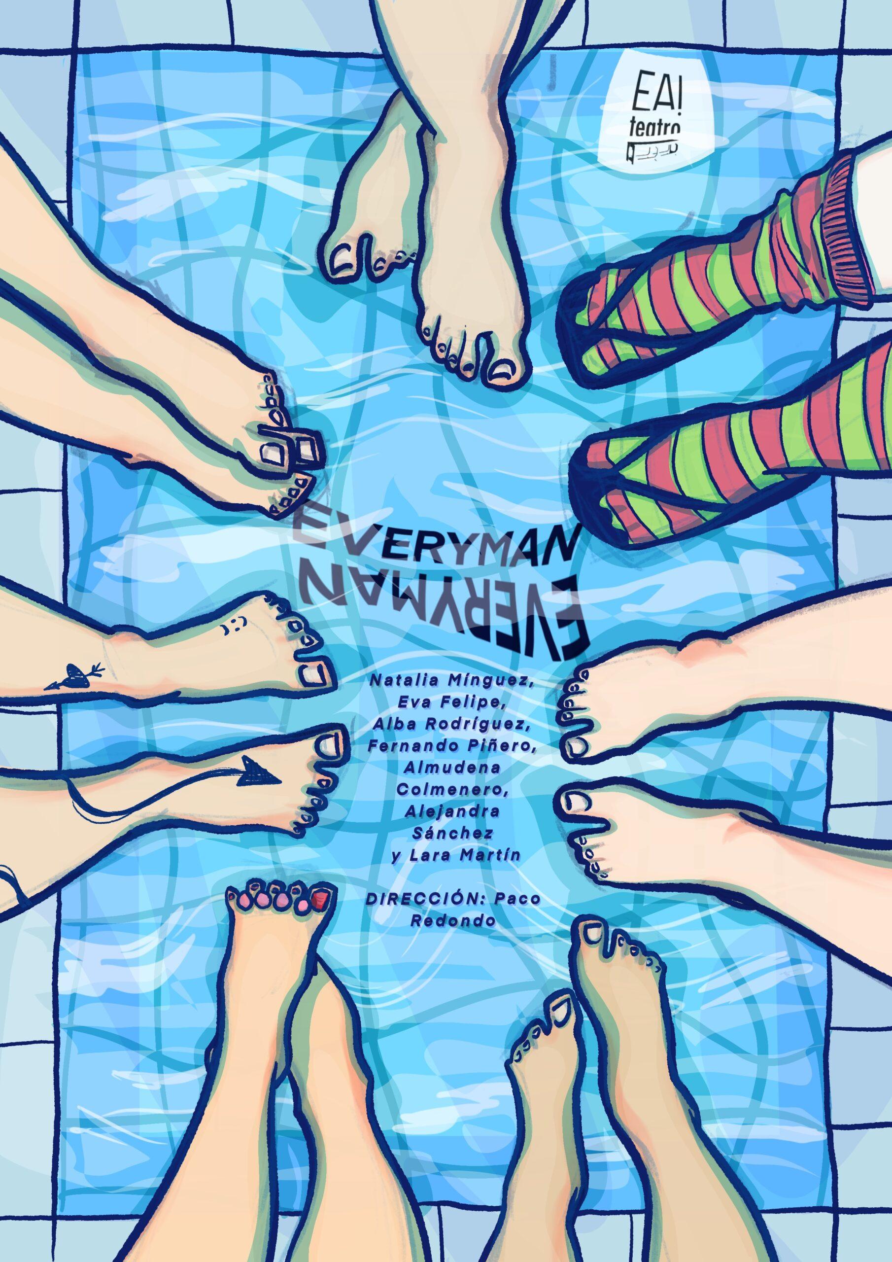 Everyman – Taller de Teatro Joven de Ea! Teatro