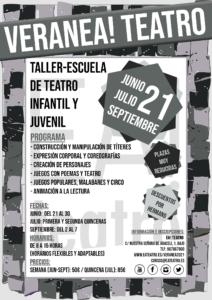 VeranEa! Teatro 2021 @ Ea! Teatro