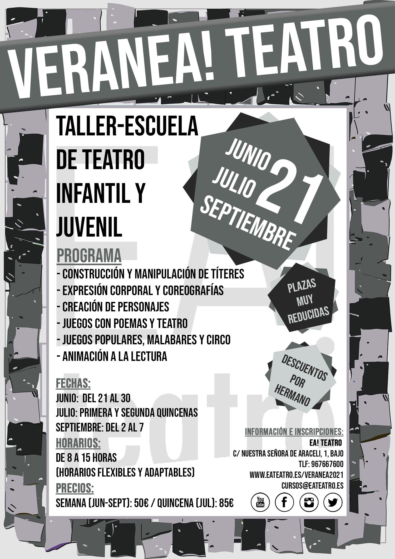 VeranEa! Teatro 2021